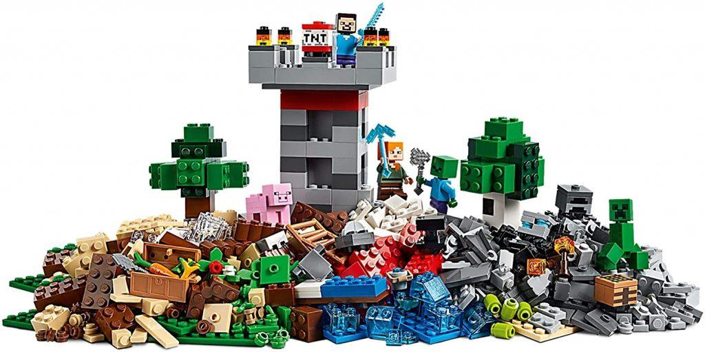 LEGO Minecraft 21161 The Crafting Box 5