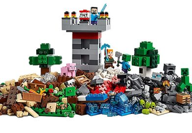 LEGO Minecraft 21161 Crafting Box 3.0 available to pre-order