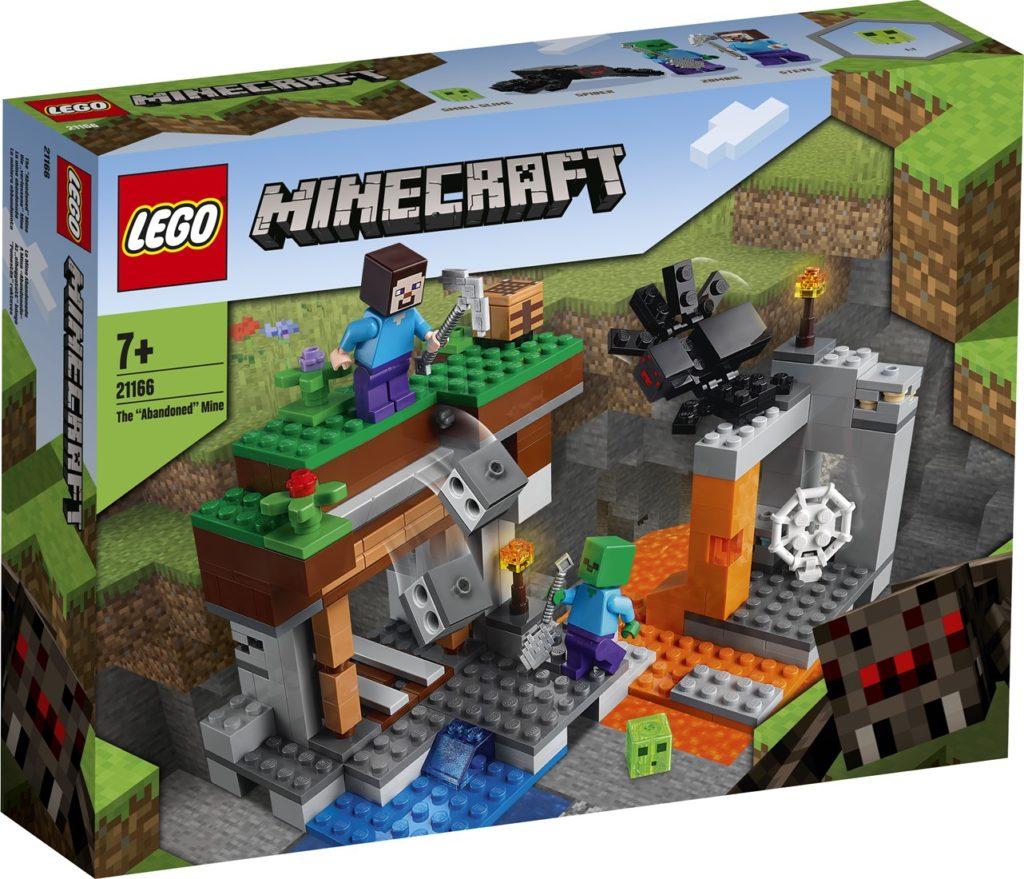 LEGO Minecraft 21166 The Abandoned Mine 1