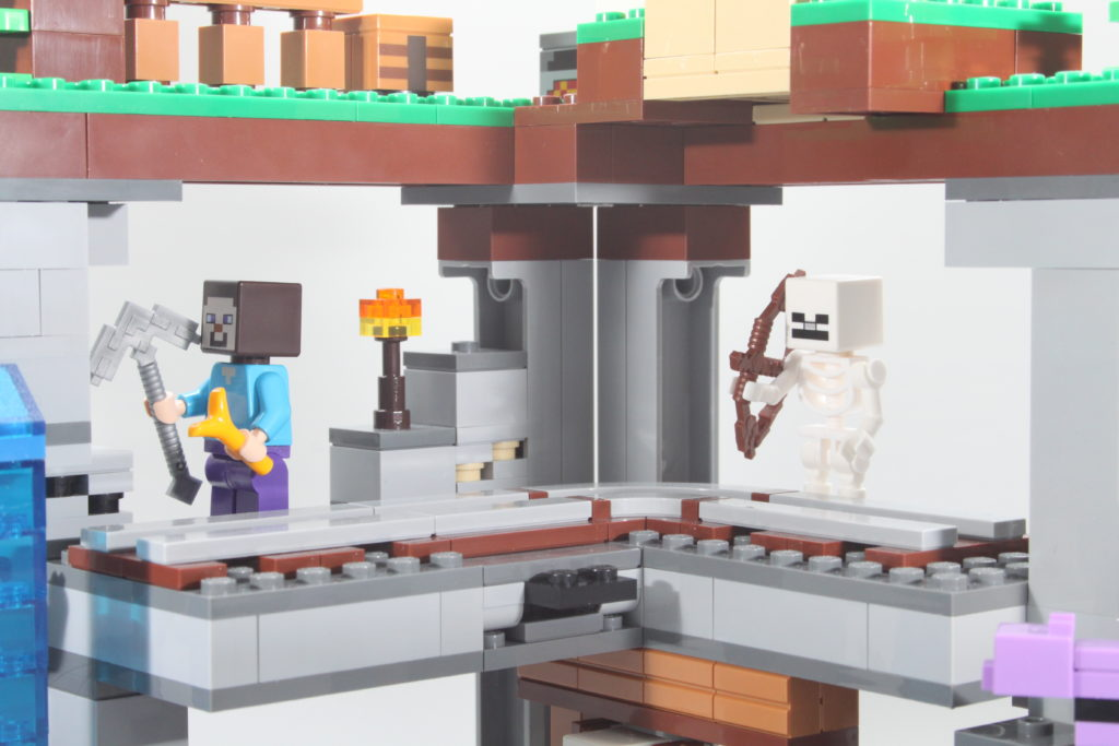 LEGO Minecraft 21169 The First Adventure Review 18