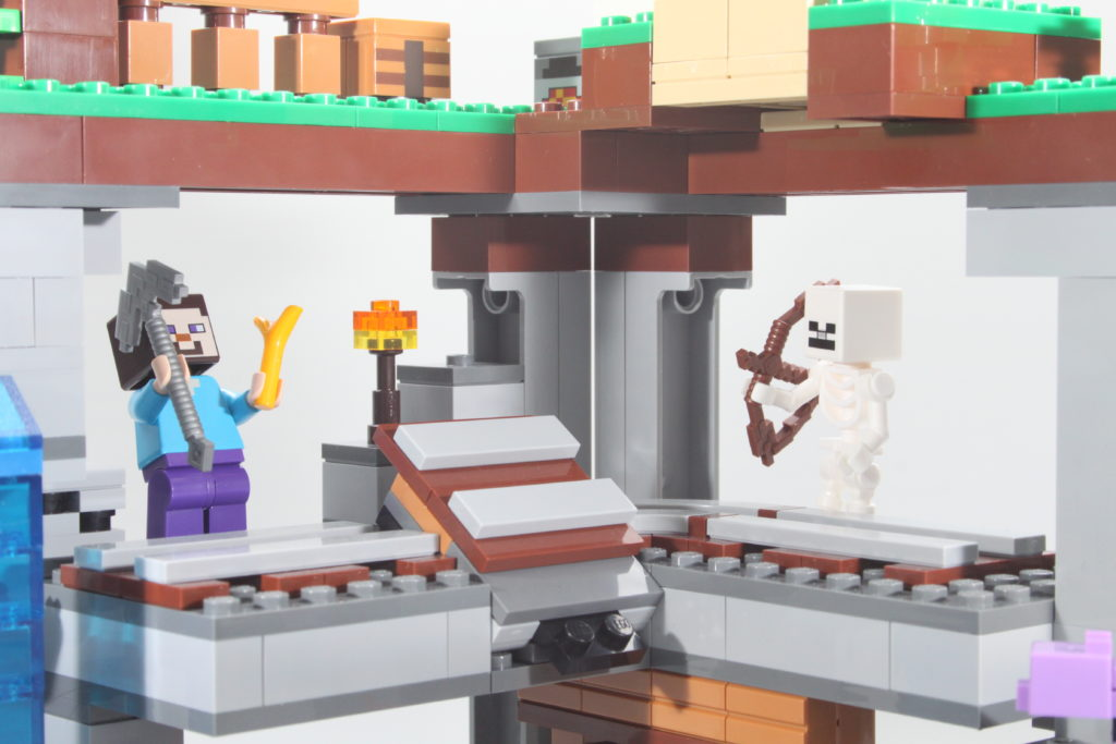 LEGO Minecraft 21169 The First Adventure Review 19