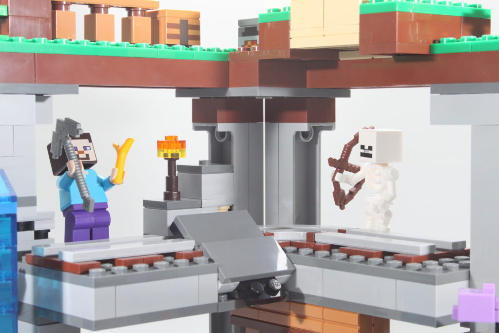 LEGO Minecraft 21169 The First Adventure Review 20