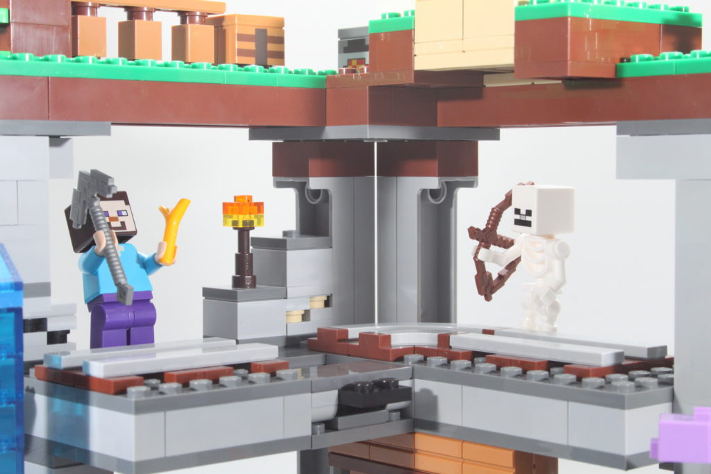 LEGO Minecraft 21169 The First Adventure Review 21