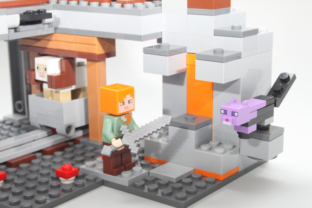 LEGO Minecraft 21169 The First Adventure Review 22