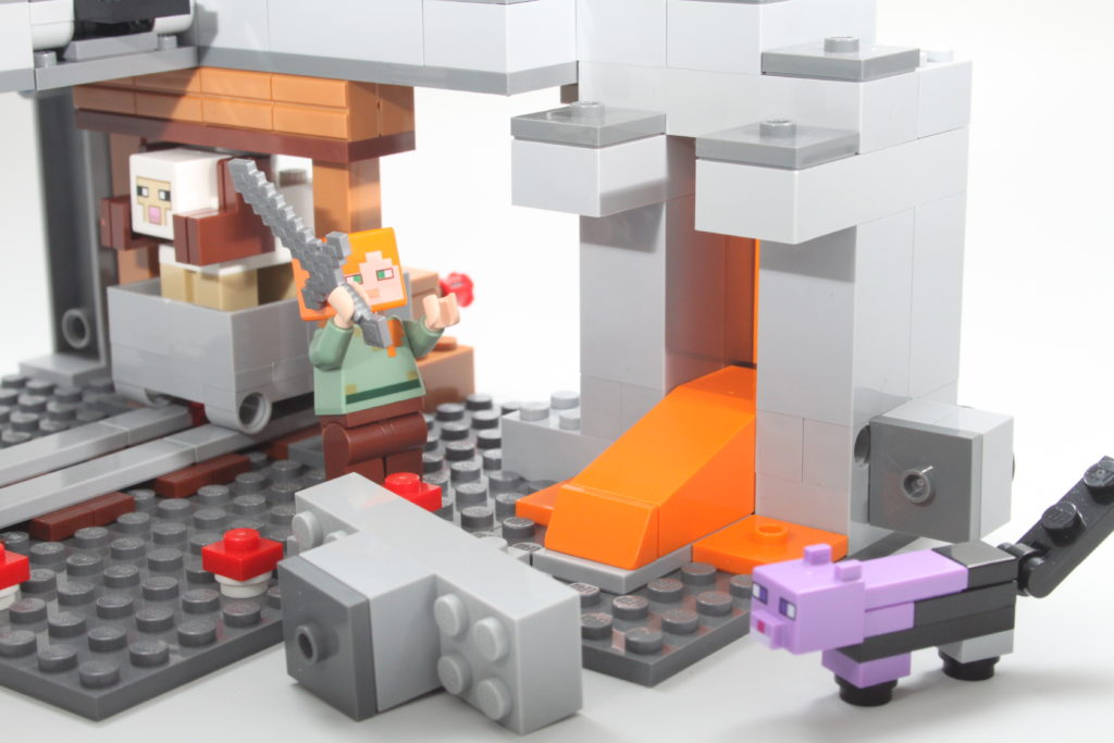 LEGO Minecraft 21169 The First Adventure Review 23