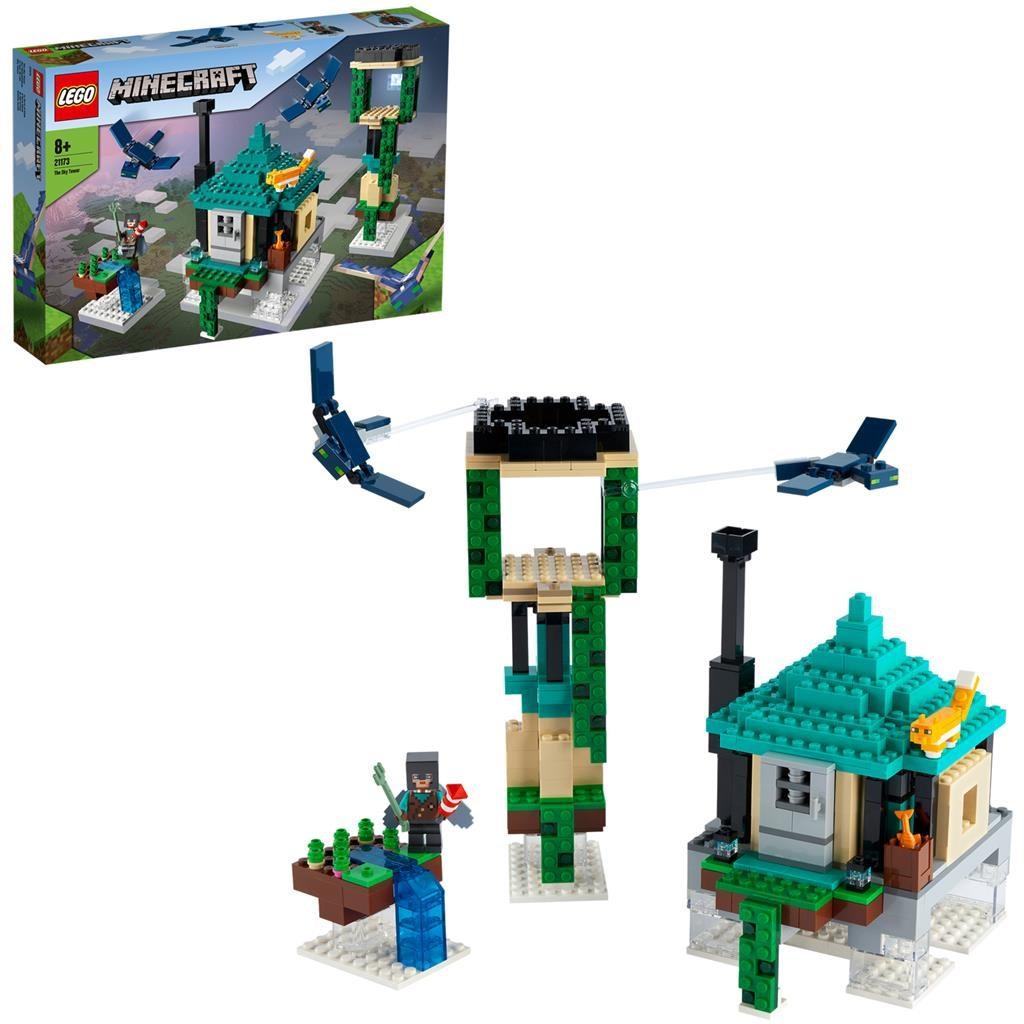 LEGO Minecraft 21173 The Sky Tower 1024x1024