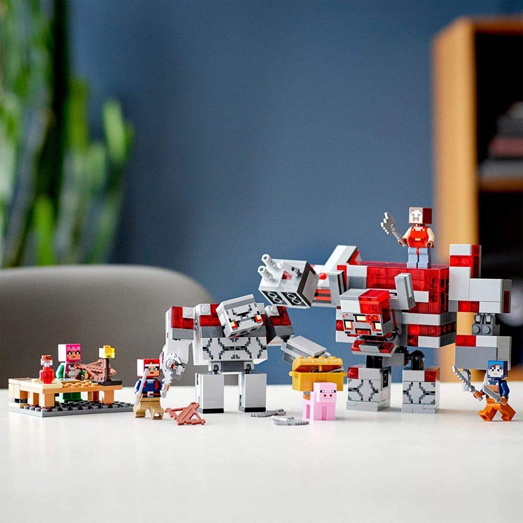 LEGO Minecraft Dungeons 21163 The Redstone Battle 2 1024x1024