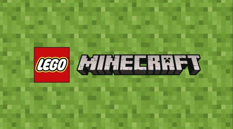 LEGO Minecraft logo featured resized