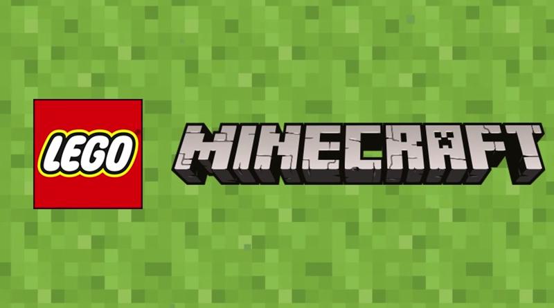 LEGO Minecraft Logo Featured