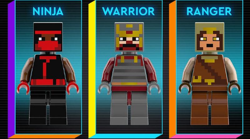 LEGO Minecraft minifigure poll featured