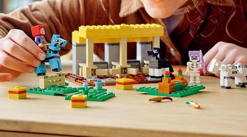 LEGO Minecraft Summer 2021 Featured