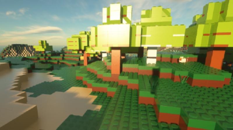 LEGO Minecraft Texture Pack Featured