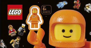 LEGO Minifigure a Visual History