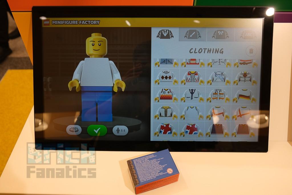 LEGO Minifigure Factory 10