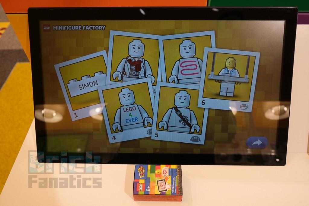 LEGO Minifigure Factory 20