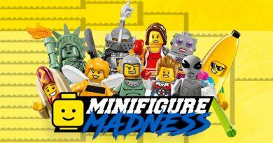 LEGO Minifigure Madness