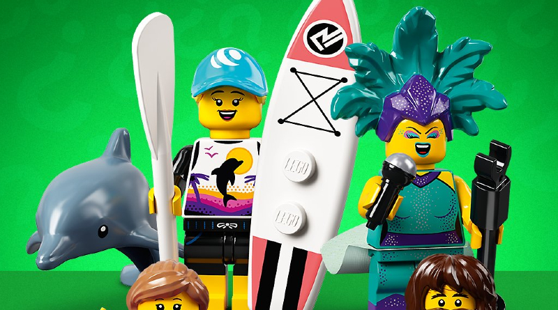 LEGO Minifigure Series 21 Revealed Featured