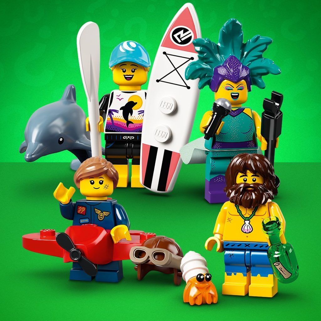 LEGO Minifigure Series 21 1 1024x1024