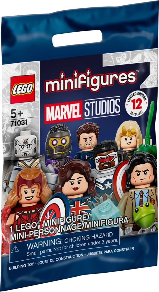 LEGO Minifigures 71031 Marvel Studios 2
