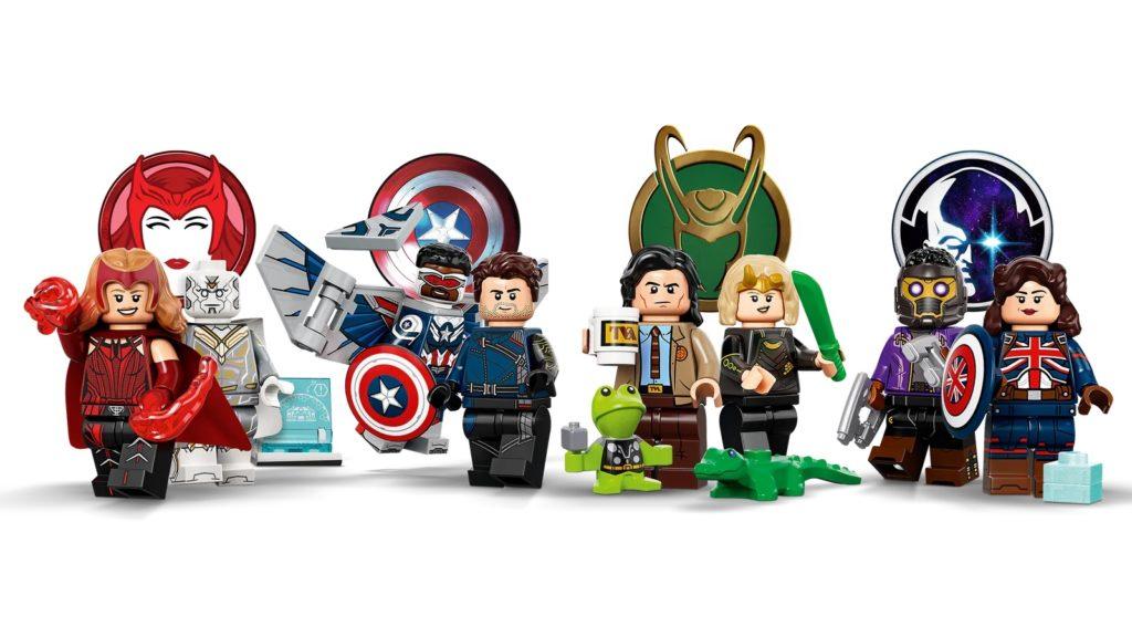 LEGO Minifigures 71031 Marvel Studios 3