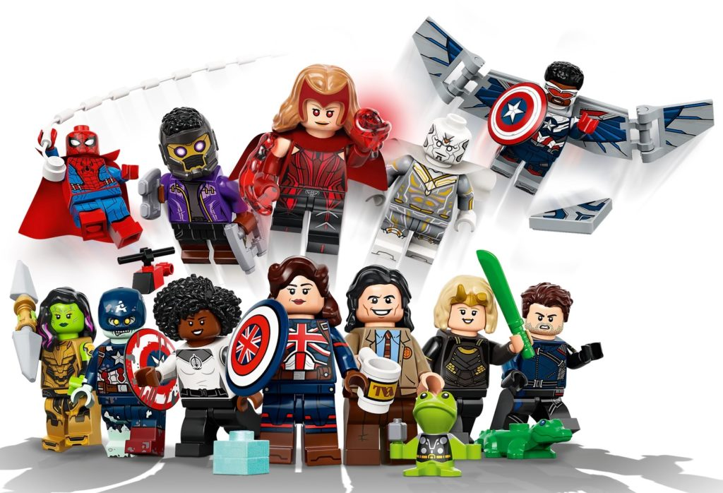 LEGO Minifigures 71031 Marvel Studios 4
