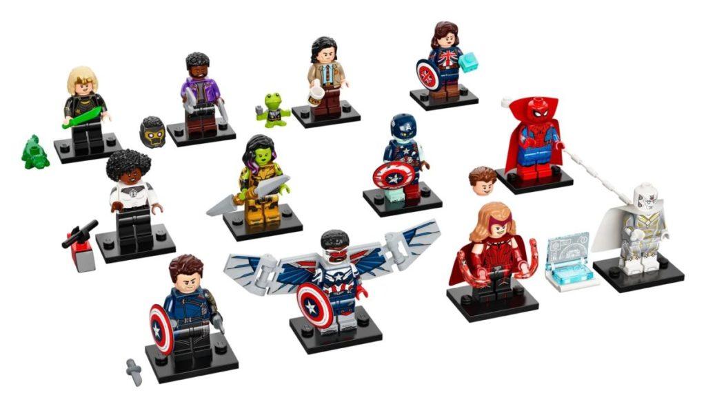 LEGO Minifigures 71031 Marvel Studios 5 1