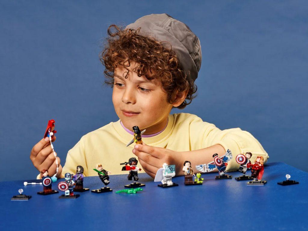 LEGO Minifigures 71031 Marvel Studios 6
