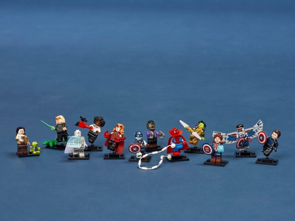 LEGO Minifigures 71031 Marvel Studios 7