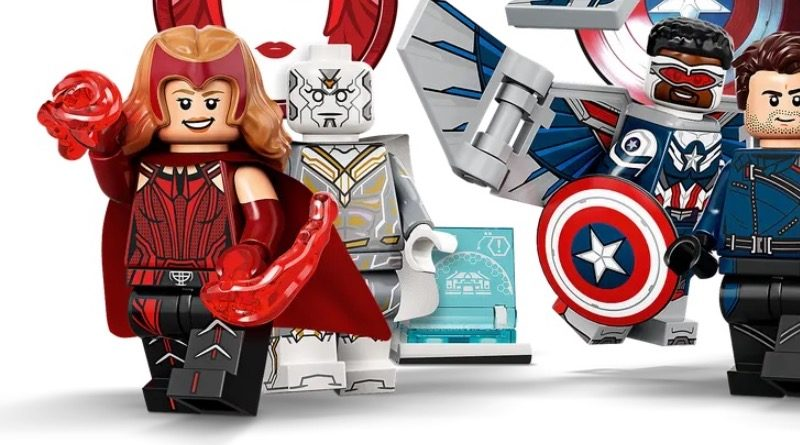 LEGO Minifigures 71031 Marvel Studios featured 2