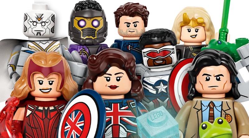 LEGO Minifigures 71031 Marvel Studios Featured 4