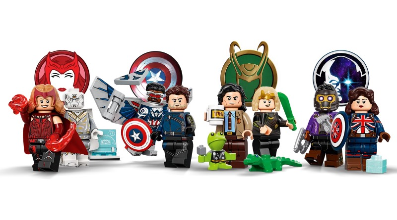 LEGO Minifigures 71031 Marvel Studios Featured 5
