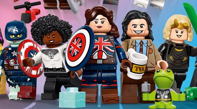 LEGO Minifigures 71031 Marvel Studios featured resized 2