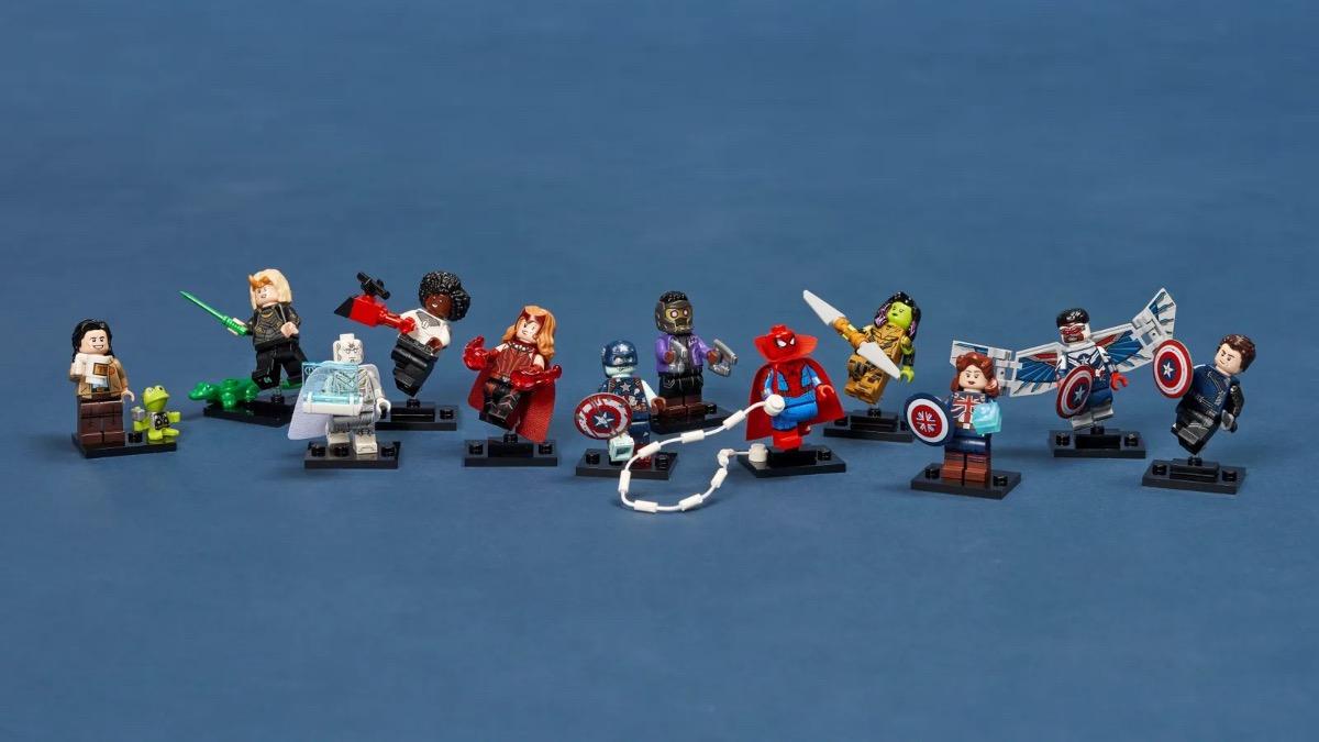 LEGO Minifigures 71031 Marvel Studios Featured Resized