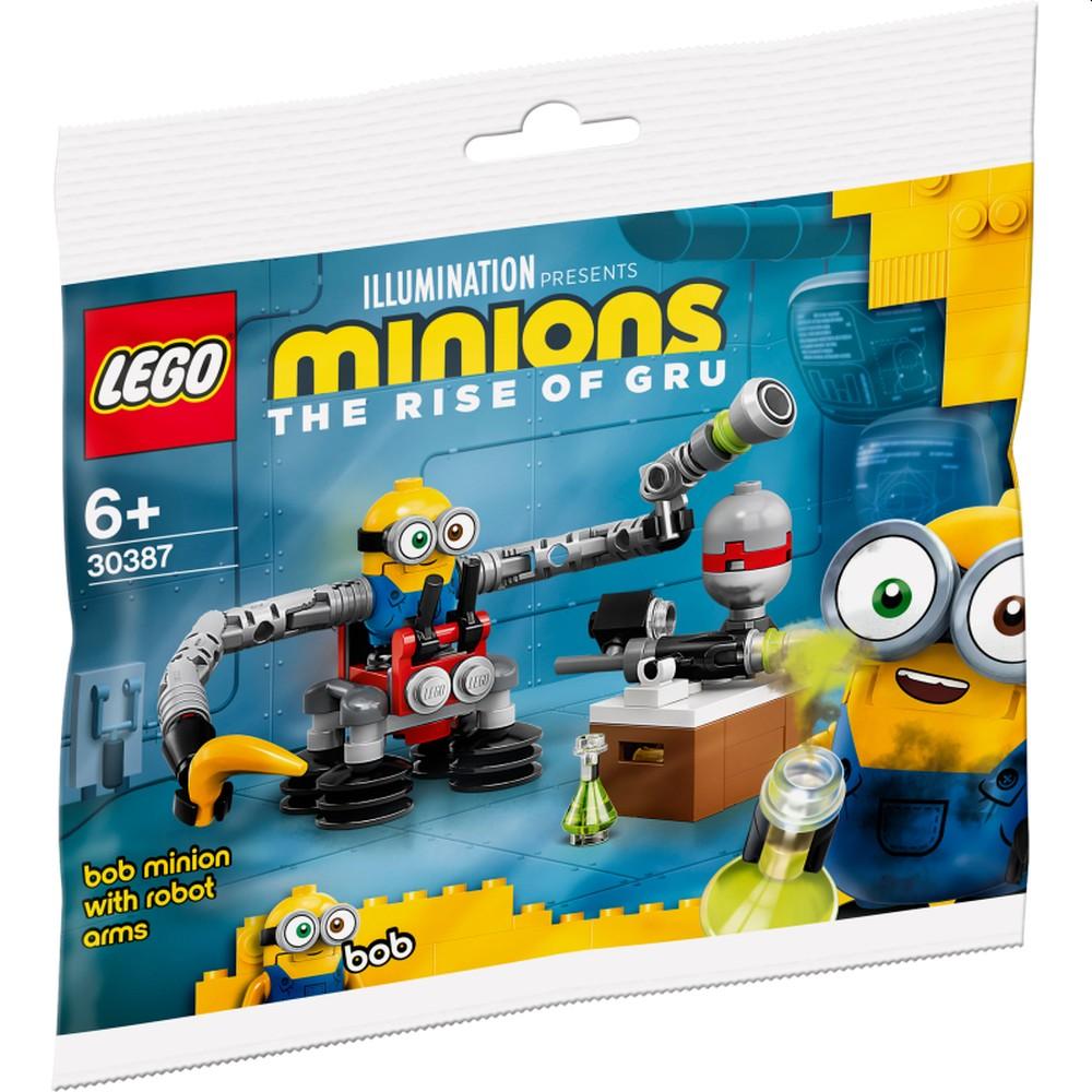 LEGO Minions 30387 Bob Minion with Robot Arms 1