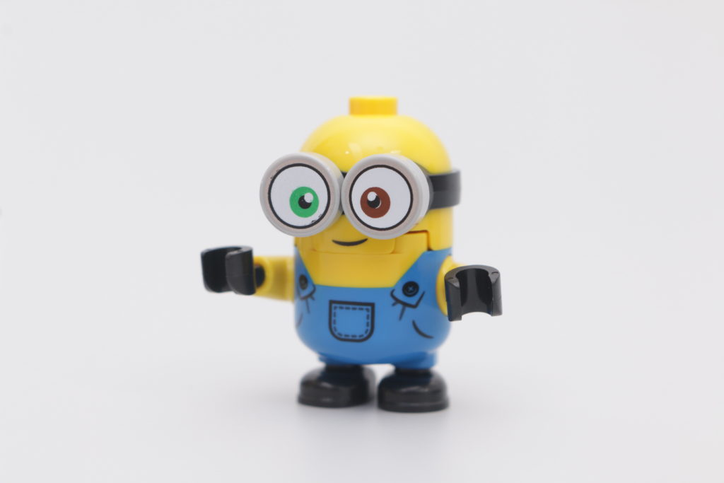 LEGO Minions 30387 Bob Minion with Robot Arms gift with purchase review 6