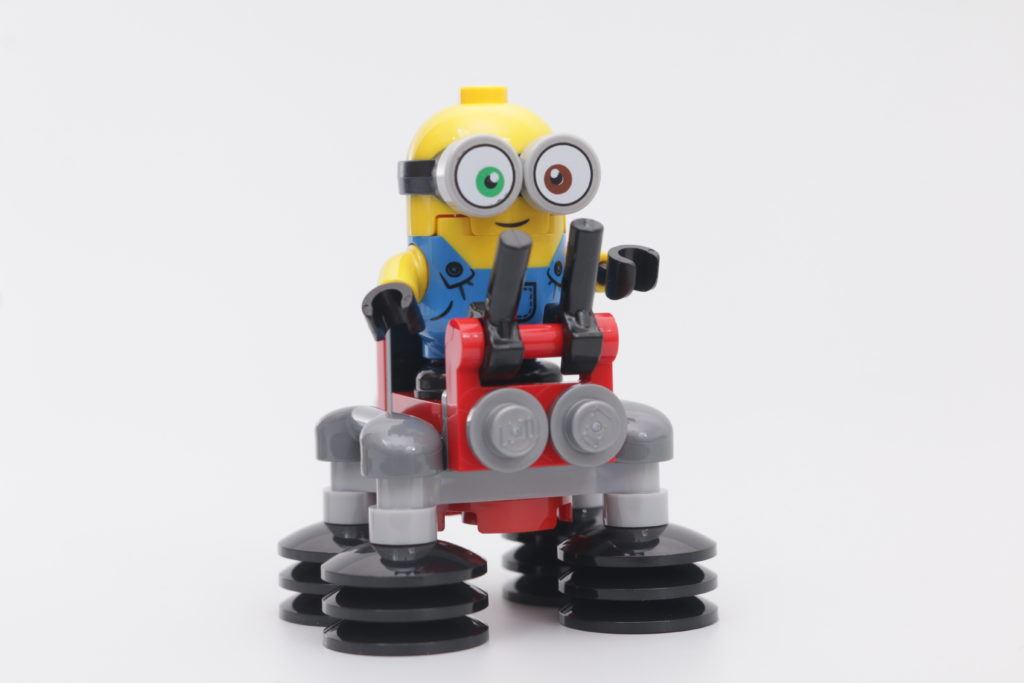 LEGO Minions 30387 Bob Minion with Robot Arms gift with purchase review 8