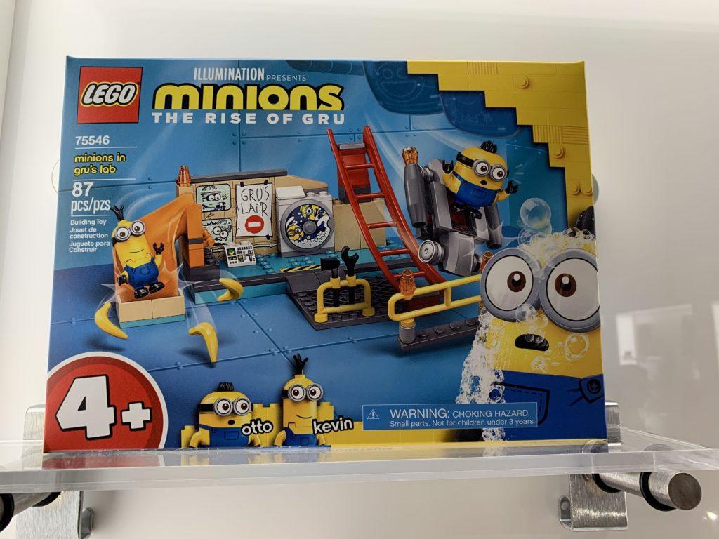 LEGO Minions 75546 Minions In Grus Lab 1