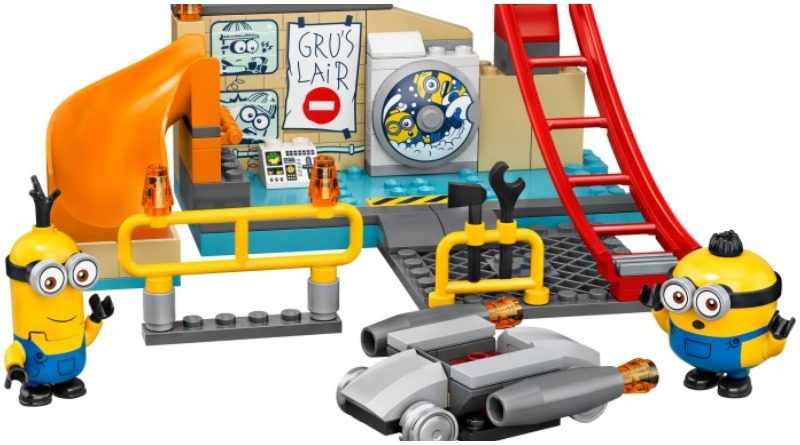 LEGO Minions 75546 Minions In Grus Lab 800x445