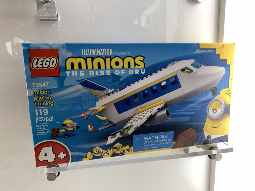 LEGO Minions 75547 Minions Pilot In Training