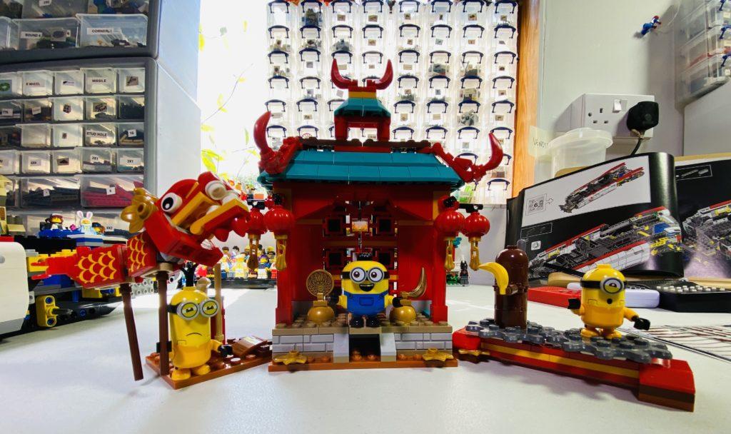 LEGO Minions 75550 Minions Kung Fu Battle Emma Kennedy 1
