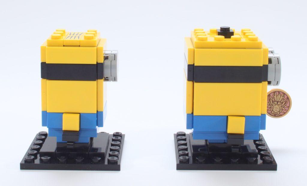 LEGO Minions BrickHeadz 40420 Gru Stuartand Otto Review 12 New