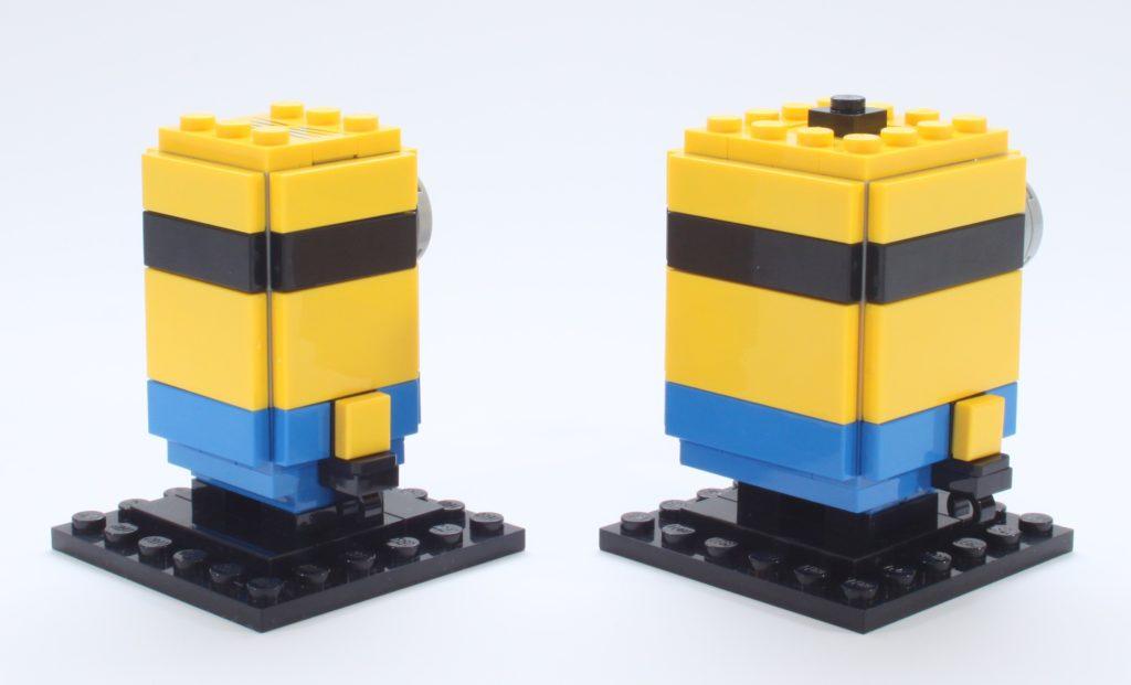 LEGO Minions BrickHeadz 40420 Gru Stuartand Otto Review 13 New