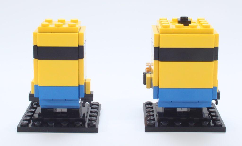 LEGO Minions BrickHeadz 40420 Gru Stuartand Otto Review 14 New