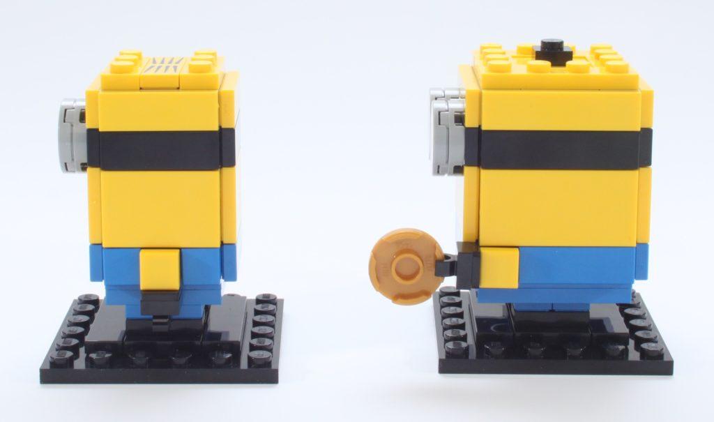 LEGO Minions BrickHeadz 40420 Gru Stuartand Otto Review 16 New