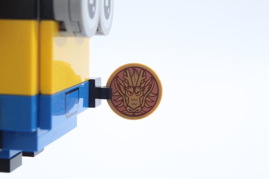 LEGO Minions BrickHeadz 40420 Gru Stuartand Otto Review 19 New