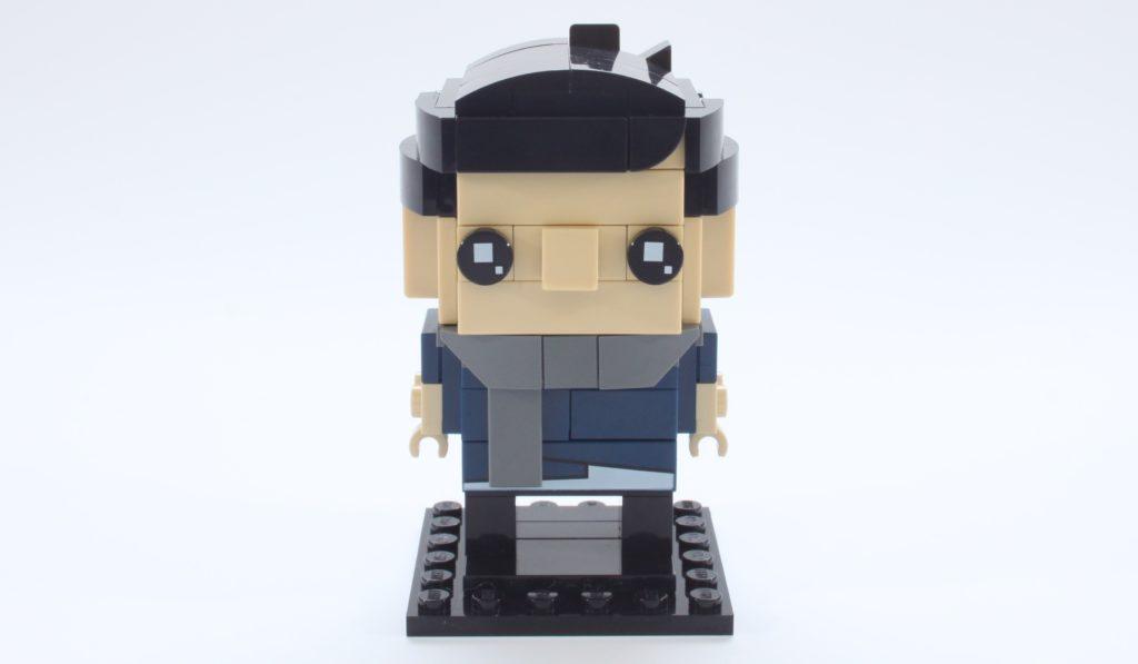 LEGO Minions BrickHeadz 40420 Gru Stuartand Otto Review 2 New