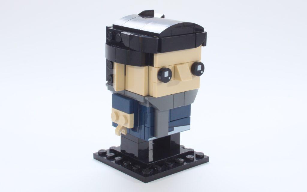LEGO Minions BrickHeadz 40420 Gru Stuartand Otto Review 3 New