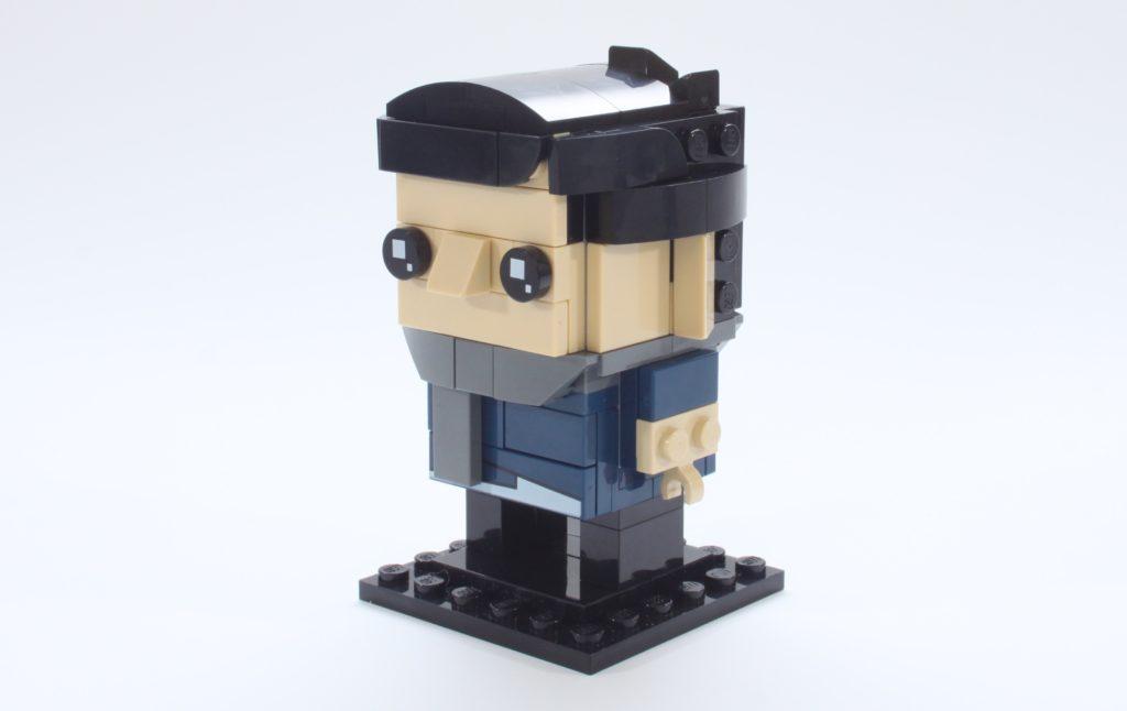 LEGO Minions BrickHeadz 40420 Gru Stuartand Otto Review 9 New
