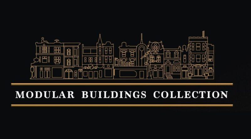 LEGO Modular Buildings Collection logo featured