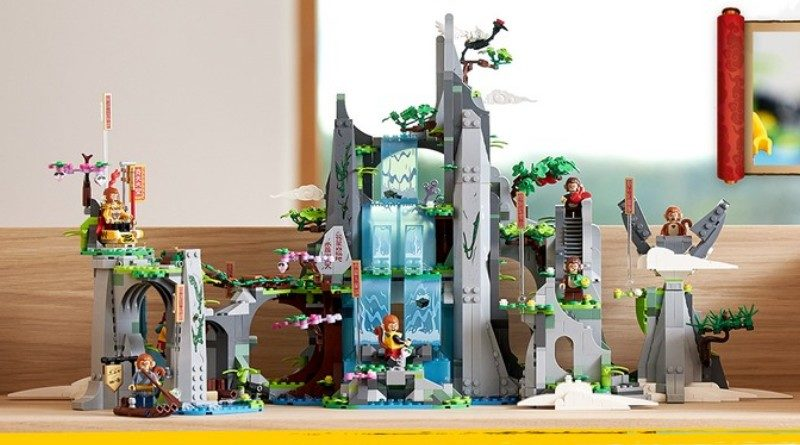 LEGO Monkie Kid 2021 Sets Revealed Featured 800x445